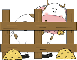 Download Free Cute Farm Fence Clipart Farm Cow Clip Art Png Image With No Background Pngkey Com