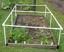 raised bed protective cover