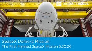 Watch Live! SpaceX Demo-2 Mission To ...