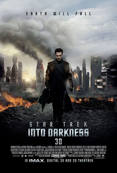 Download Star Trek Into Darkness (2013) movie in {Hindi-English} 480p [300MB]
