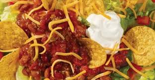 wendy s taco salad calories fast food