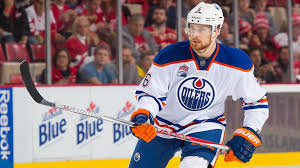 Adam Larsson putting trade to Oilers in past