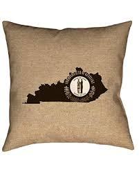 ArtVerse Katelyn Smith 26 x 26 Spun Polyester Nevada Pillow Throw Pillows