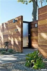 Long Beach Ca 90808 Modern Front Yard Fence Design Modern Fence
