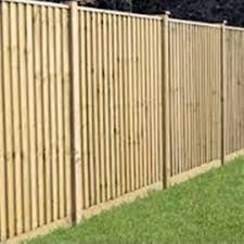 Featheredge Fence Panel Kit Complete Fencing Pack Wooden Supplies Wooden Supplies