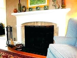 fireplace decor screens with