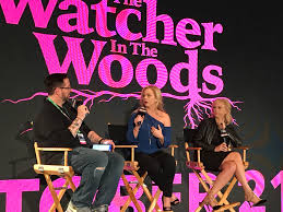 The Watcher in the Woods (2017 film) - Wikipedia
