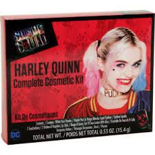 squad harley quinn makeup kit
