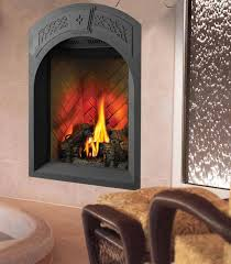 direct vent fireplace for a small space