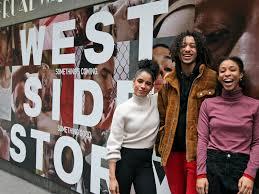 Meet the rising stars of 'West Side Story' on Broadway: Ilda Mason, Satori  Folks, and Israel Del Rosario