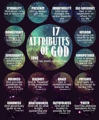 attributes of god ~~i love jesus christ christian quotes
