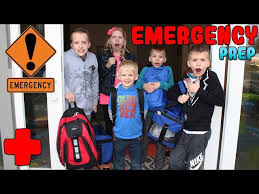 Preparing for an Emergency || Mommy Monday - YouTube