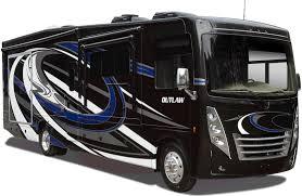 toy hauler motorhomes thor motor coach