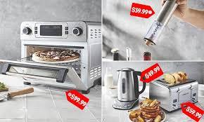 launch a massive kitchen range