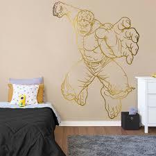 Hulk Wall Decal Kuarki Lifestyle Solutions
