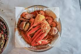 Seafood restaurant Fiery Crab ...