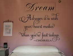 Wall Art Princess Cinderella Dream