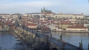 Meteo Webcam Praga