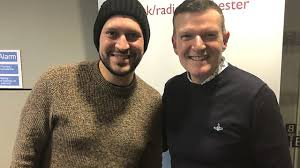 BBC Radio Manchester - Phil Trow, Manchester People Abdullah Afzal