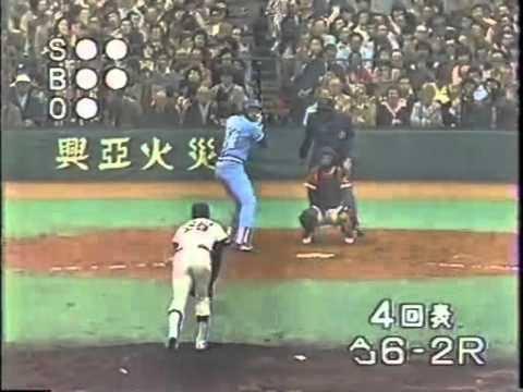 「1981.11 村田兆治 日米野球」の画像検索結果