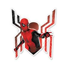 The Iron Spider Official Marvel Stickers Redwolf
