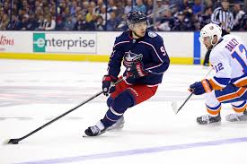 Artemi Panarin - Proud to be a Part of the Columbus Blue Jackets