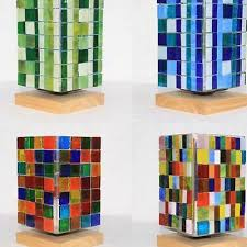 mixed color mirror glass mosaic tile