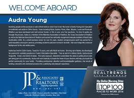 Audra Young, Welcome to JP and... - JPAR Real Estate | Facebook