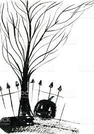 Graveyard Stock Illustration Download Image Now Istock