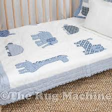 quilt cushion cot set 90x100cm new