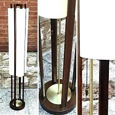 floor lamp awesome glass shade
