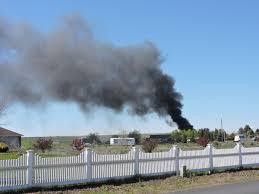 Trailer Burns Down In Hermiston Local News Eastoregonian Com