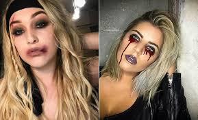 last minute makeup looks