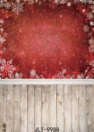 عيد الميلاد أحمر الثلوج خلفية القماش اللون متن خلفية الفينيل