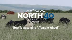 How Do I Install An Electric Fence Tumble Wheel Youtube
