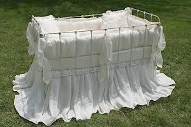 lulla smith crib bedding soro baby set