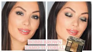 green eyeshadow tutorial using bobbi