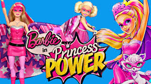 Barbie Movies in English New(2015) - Barbie in Princess Power ...