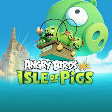 Angry Birds VR: Isle of Pigs on Gear VR