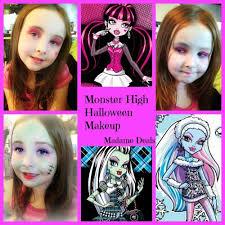 easy halloween makeup for kids monster