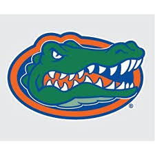 Amazon Com Florida Gators Gator Head Logo Vinyl Decal 4 Uf Car Truck Stickers Sports Outdoors