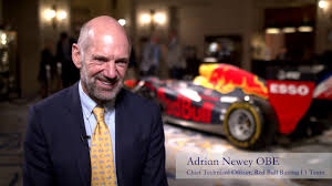 An Evening with Adrian Newey - YouTube