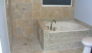 tile tub shower walls tiles bathtub and
