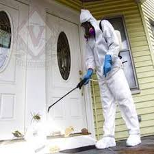 Home Chemical Treatment Residential Pest Control Services, | ID: 9373964333