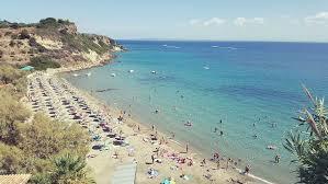 xi beach kefalonia resort sea
