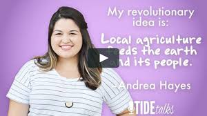 Andrea Hayes | Local Agriculture is Healthier for All on Vimeo