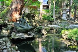 zen buddhist temple in ui prefecture