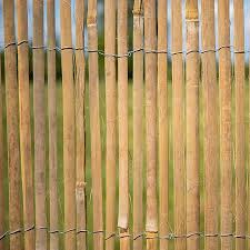 Bamboo Screening Panel 2 X 3m Buy Online At Qd Stores