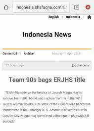 ERJHS Alumni Sports Club - Équipe sportive scolaire   Facebook - 835 photos