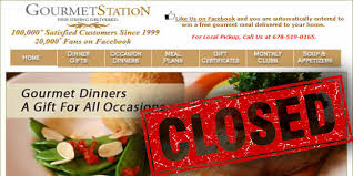 gourmet station fails to survive in the